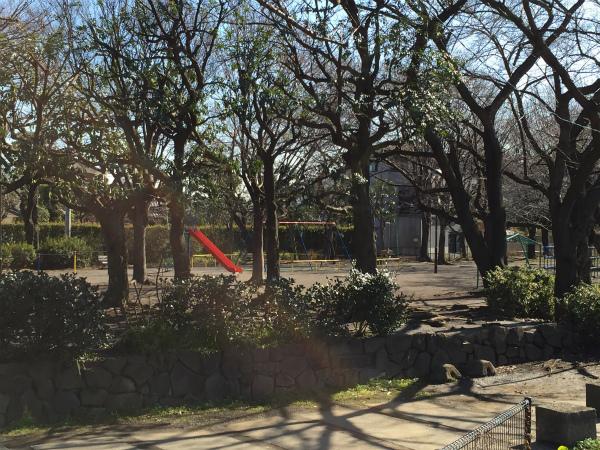 井田一丁目 公園