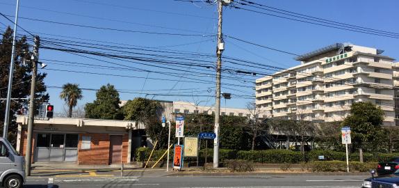 関東労災病院 中原警察署 木月交番