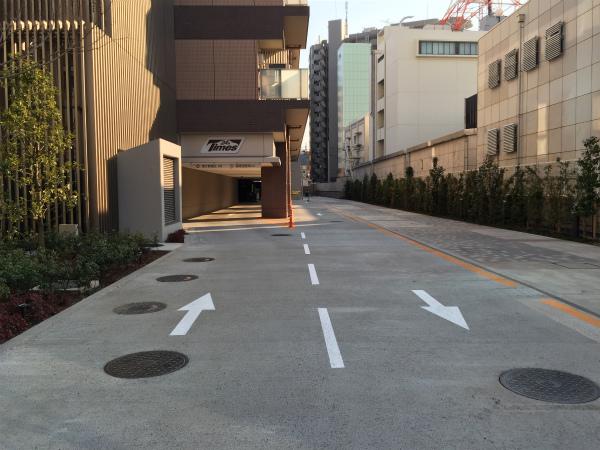 タイムズ セントア武蔵小杉 駐車場 中原区役所